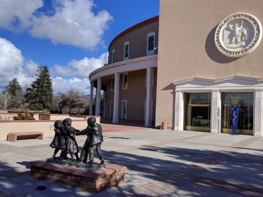 53rd New Mexico Legislature 2nd Session Preview