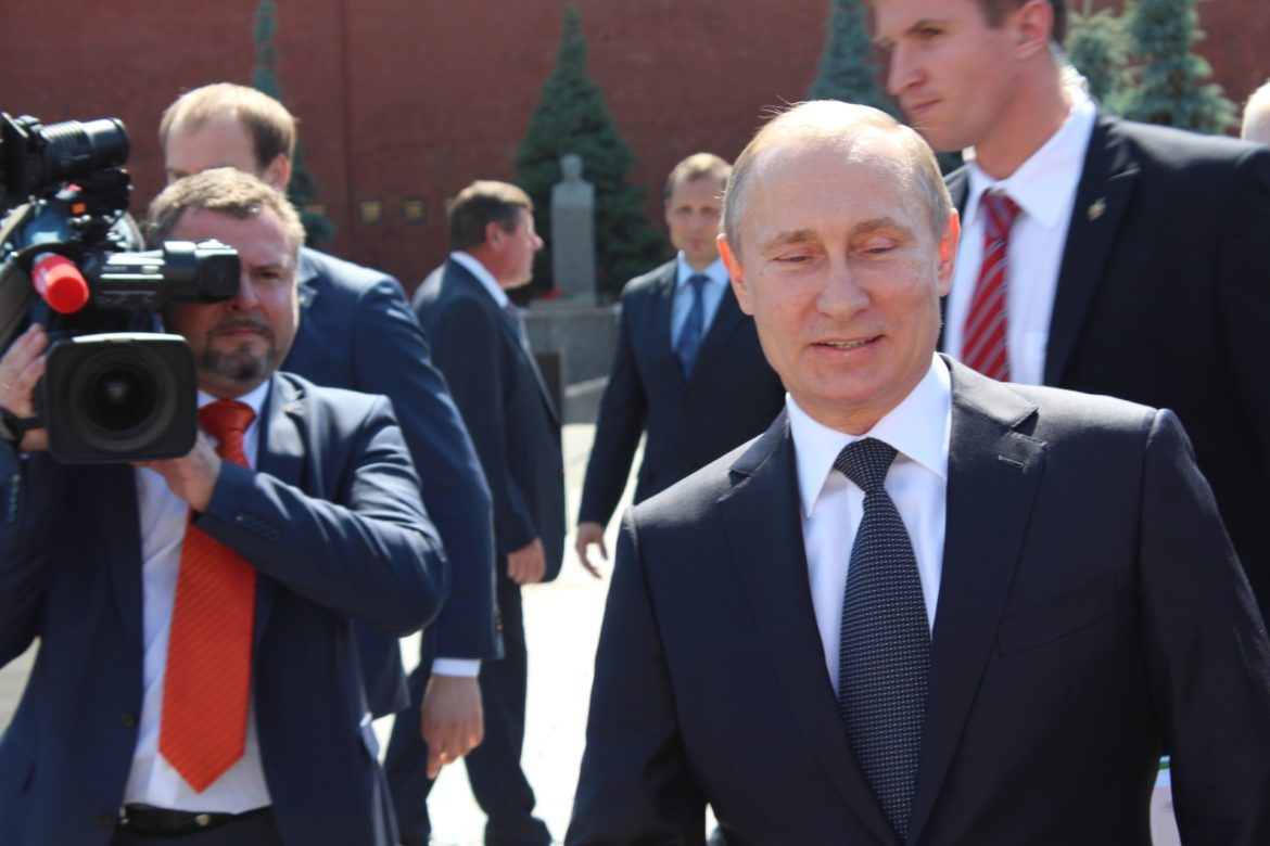 Why Republicans Need to be Wary of Russia, Part I