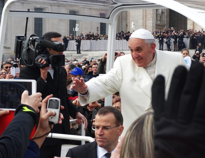 Pope Francis Mistakes Libertarianism as Radical Individualism