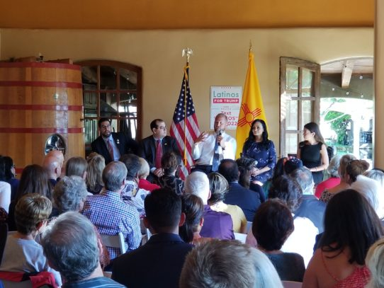 Will New Mexico Go Red in 2020?